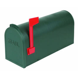 Green Rural Mailbox thumb