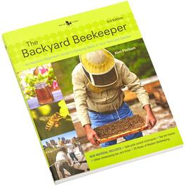 Backyard Beekeeper Beekeeping How To Book thumb