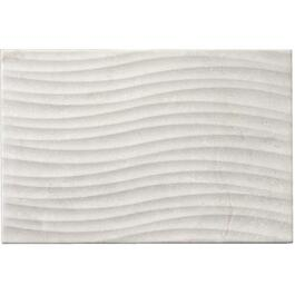 16.25 Sq. Ft. 25 Pack Simplicity Grey Wave Tiles thumb
