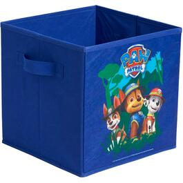 "10"" Blue Paw Patrol Storage Bin thumb"