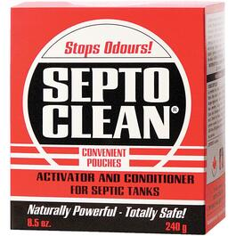4 x 60g Septic Cleaner thumb