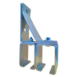 Double Barn Door Track Bracket, for Box Tracking thumb
