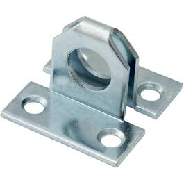 1 Pack Zinc Plated Hasp Plate Staple thumb