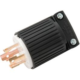 30 Amp 125/250V Twist Electrical Plug thumb