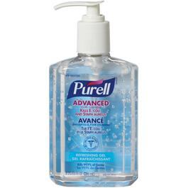 236mL Hand Sanitizer, with Pump thumb