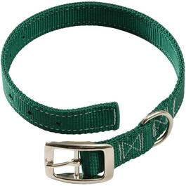 "18"" x 1"" Nylon Dog Collar, Assorted Colours thumb"