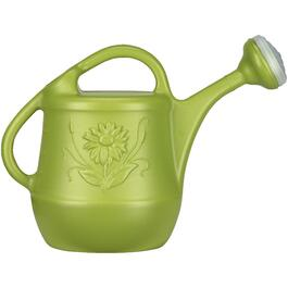 7.6L Plastic Watering Can, Assorted Colours thumb