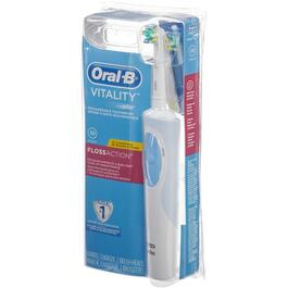 Vitality Floss Action Rechargeable Toothbrush thumb