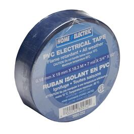 "7mil x 3/4"" x 60' CSA Approved PVC Blue Electrical Tape thumb"