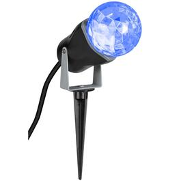 Blue LED Kaleidoscope Spotlight thumb