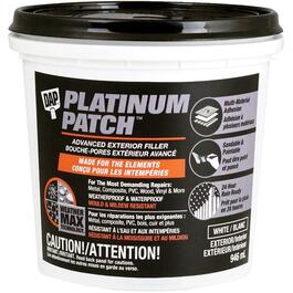 946mL White Platinum Patch Wall Compound thumb