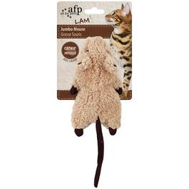 Catnip Jumbo Mouse Cat Toy, Assorted Colours thumb