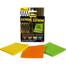 3 Pack Extreme Post-It Note Pads thumb