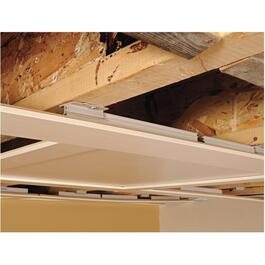 4 Pack 2' x 2' Embassy Maple Ceiling Panels thumb
