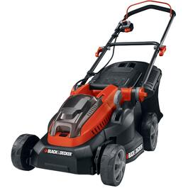 "16"" 40 Volt Cordless Lithium Ion Lawn Mower thumb"