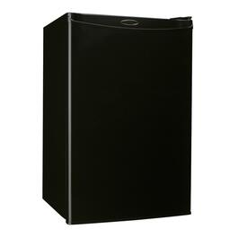 4.3 cu.ft. Black Compact Energy Star Fridge thumb