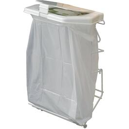 "8"" x 13-1/2"" x 18"" Kitchen Garbage Bag Holder thumb"