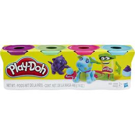 4 Pack Play-Doh, Assorted Colours thumb