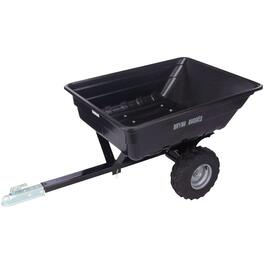 750lb Poly Rhyno Buggies Dump Cart thumb