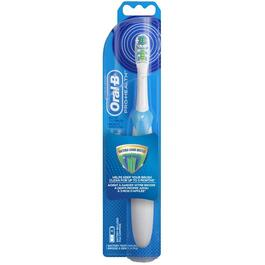 Battery Operated Toothbrush, with Bacteria Guard thumb