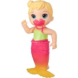 Baby Alive Lil Splashes Mermaid Doll, Assorted Models thumb