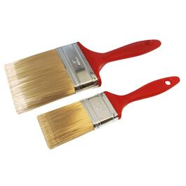 "2 Piece 2"" and 4"" Polyester Paint Brush Set thumb"