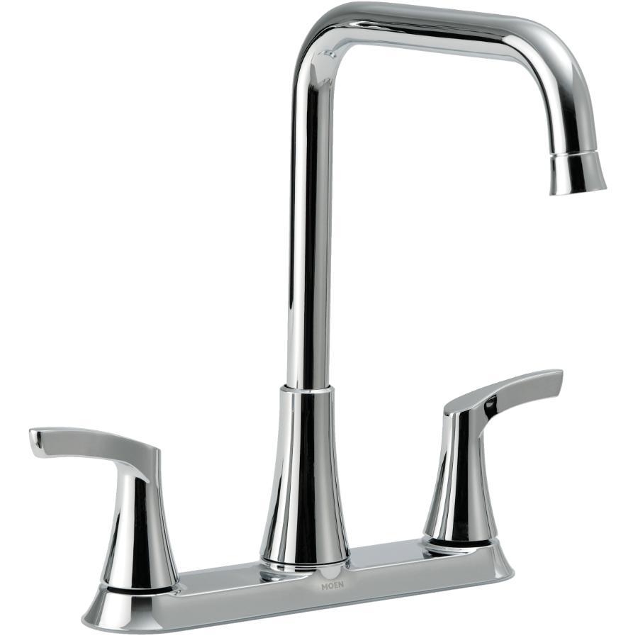 Moen Danika 2 Handle Kitchen Faucet Home Hardware