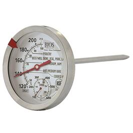 Dual Dial Oven Meat Thermometer thumb