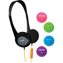 Action Sports Kids Headphones, with Microphone thumb