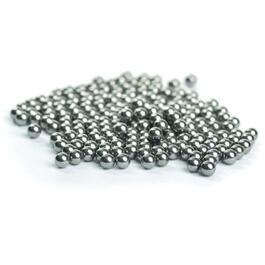 "200 Pack 1/4"" Steel Ball Slingshot Ammo thumb"