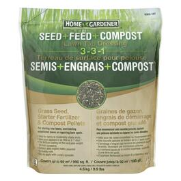 4.5Kg Grass Seed, with Fertilizer and Compost thumb