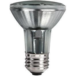 39W PAR20 Medium Base Halogen Dimmable Spot Light Bulb thumb