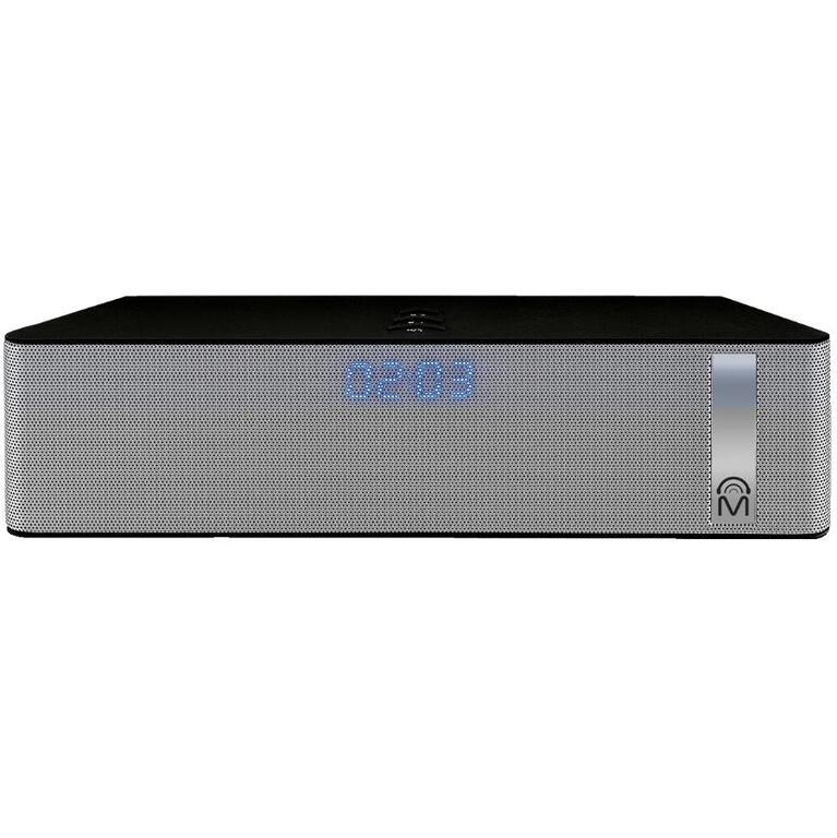 Mental Beats Harmony Bluetooth Speaker, with Alarm Clock and