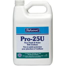 4L Pro-25U High Solids Urethane Floor Sealer and Finish thumb