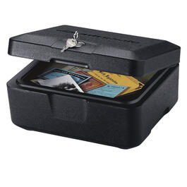 0.2 Cu.Ft. Fire Security Chest, with Key thumb