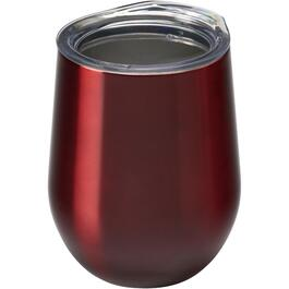 12oz Thermal Stemless Wine Glass, Assorted Styles thumb