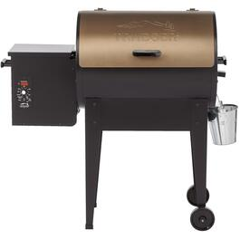 Junior 292 sq. in. 19,500BTU Pellet Barbecue thumb