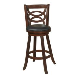 "29"" Espresso Adelaide Swivel Stool thumb"