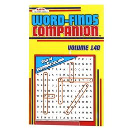 Companion Word Find Book, Assorted Puzzle Books thumb