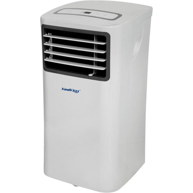KOOLKING 10,000 BTU 115 Volt Portable Air Conditioner
