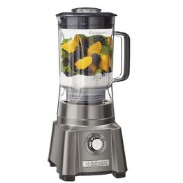 600 Watt 1.4 Litre Silver Velocity Blender, with Plastic Jar thumb
