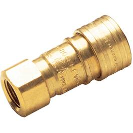 Natural Gas Barbecue Quick Disconnect Coupler thumb