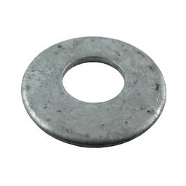 "5 Pack 3/8"" Galvanized Flat Washers thumb"