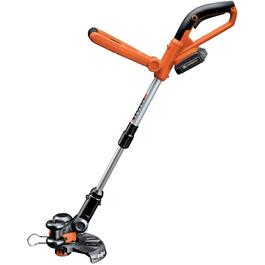 "20 Volt 10"" Cordless Lithium-Ion String Lawn Trimmer/Edger thumb"