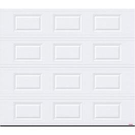 8' x 7' Classic Standard R12 Steel Garage Door thumb
