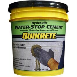 22.7kg Hydraulic Waterstop Cement thumb