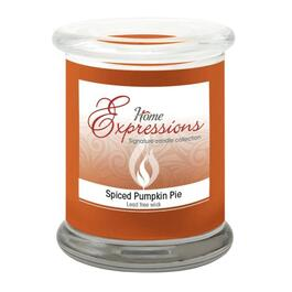12oz Spiced Pumpkin Pie Jar Candle thumb