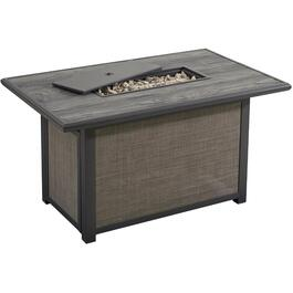 "48"" x 30"" Parkside Propane Firepit Coffee Table thumb"