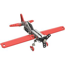 2 In 1 Plane Meccano Building Set thumb