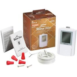 120/240 Volt Programable Floor Warming Thermostat thumb